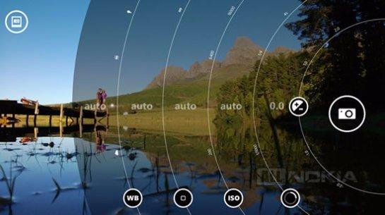Android-смартфоны Nokia могут получить дизайн приложения Nokia Камера