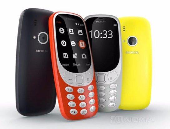 Вероятно, 3G-версия Nokia 3310 тестируется FCC