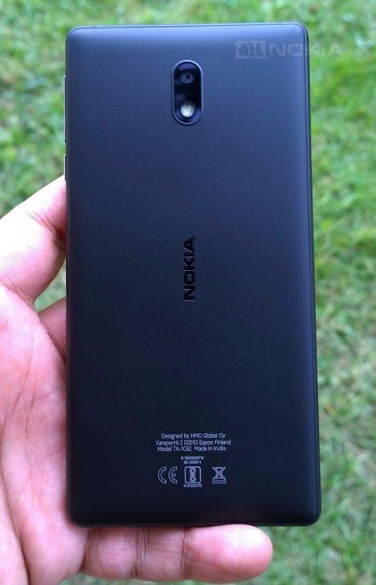 Опубликована тыльная сторона Nokia 2
