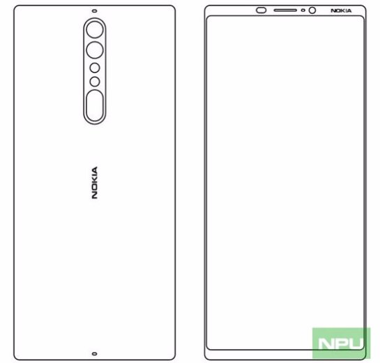 Nokia 9 будет представлен после более доступного Nokia 8