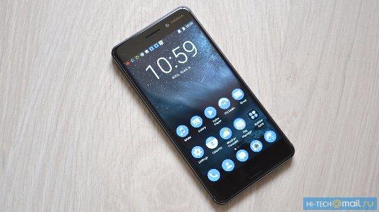 Обзор Nokia 6