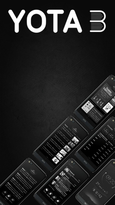 YotaPhone 3: известны основные характеристики и дизайн
