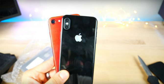 Apple уже начала сборку новых смартфонов
