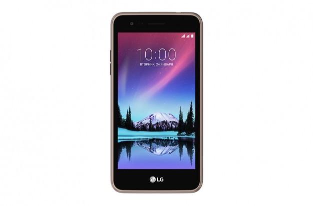 Смартфон LG K7 (2017) уже доступен в продаже с ценником немного превышающим $100