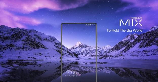 Определены окончательные характеристики смартфона LEAGOO KIICAA MIX: 8-ядерный процессор, 3ГБ+32ГБ  память,цена — $139.99