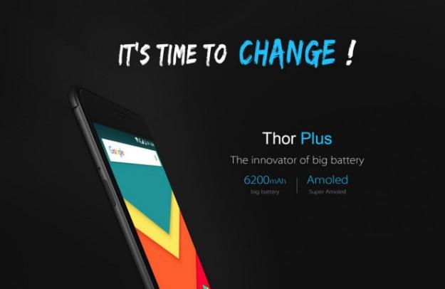 Thor Plus:новатор с большой батареей?