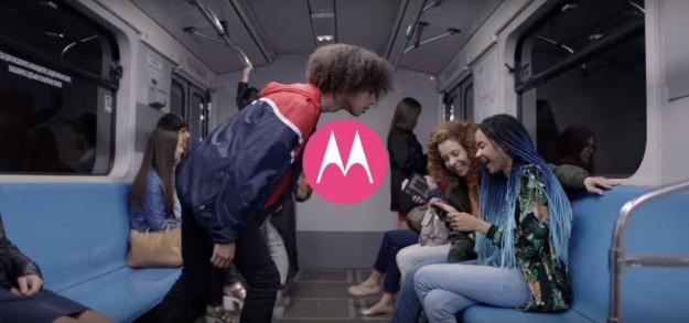 Motorola выбрала Киев локацией для съемок новых digital-промо роликов