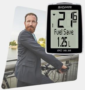 Быстрый обзор: велокомпьютер Sigma Sport BC 16.16 - аксессуар для профессионала и новичка