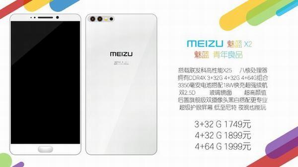 Meizu X2 – предварительный обзор возможностей и характеристик смартфона