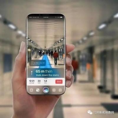 Apple iPhone 8 получит беспроводную зарядку