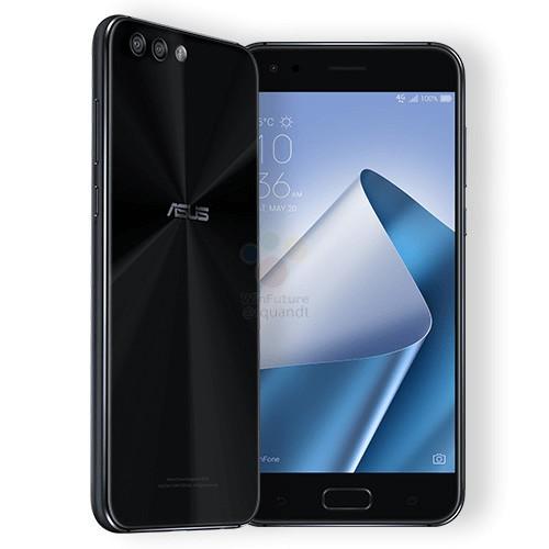 Опубликованы предварительные спецификации смартфона ZenFone 4 ZE554KL с 6 ГБ оперативки