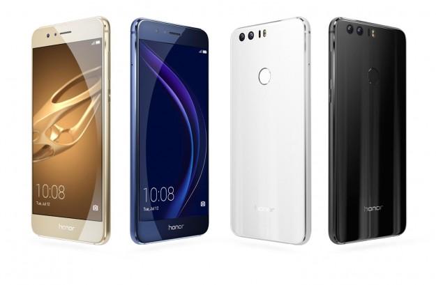 Huawei Honor 8 – не дорогой смартфон от компании Huawei с ценником от $350