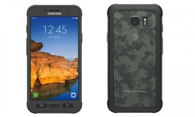Официальные характеристики и возможности нового защищенного смартфона Samsung Galaxy S8 Active