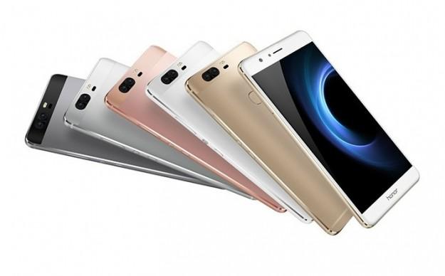Huawei Honor V8 - флагман 2016 года! Стоит ли покупать его сейчас?