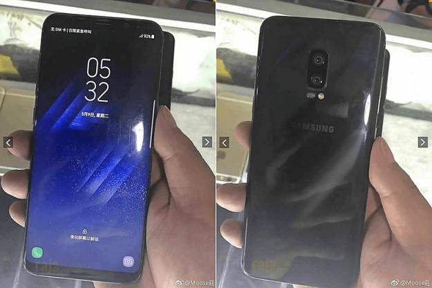 Стал известен внешний вид нового смартфона от Samsung - Note 8