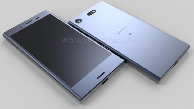 Список известных характеристик и возможностей Sony Xperia XZ1 — компактной версии флагмана 2017 года