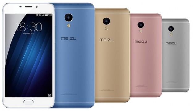 Бюджетный Meizu M3E покупают только из-за сходства с флагманом