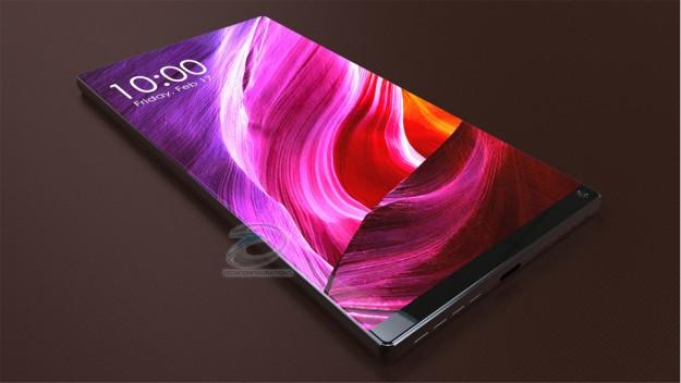 Появилась новая информация о смартфоне Xiaomi Mi MIX 2