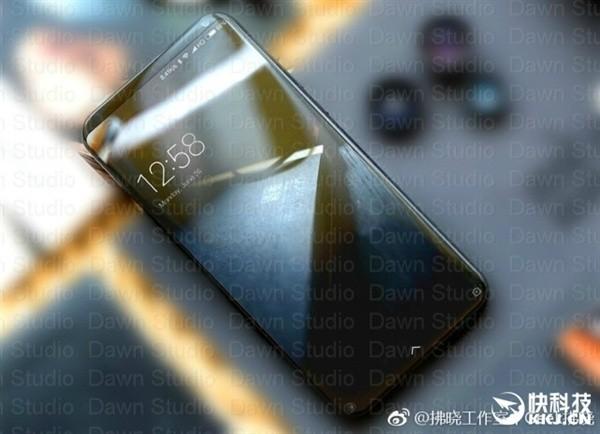 Что из себя будет представлять Xiaomi Chiron — смартфон с безрамочным дисплеем?