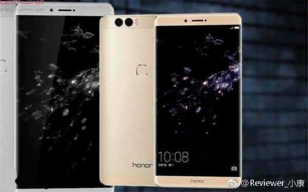 В сети засветили новые фото и характеристики безрамочного Huawei Honor Note 9