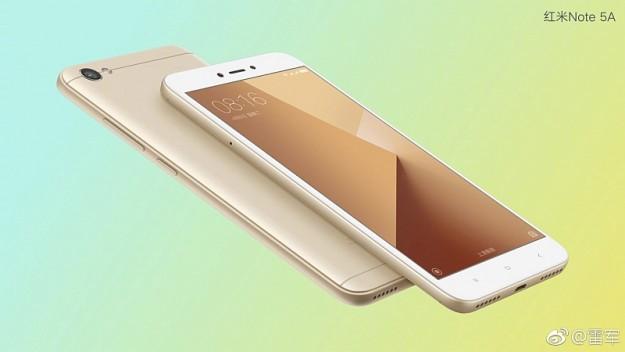 В Xiaomi раскрыли характеристики смартфона Redmi Note 5A до анонса, запланированного на 21 августа