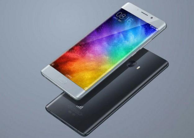 Стильный Xiaomi Mi Note 2 показали в начале 2017, но цена него снижается
