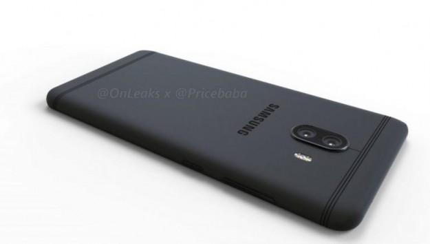 Samsung Galaxy C10 должен стать первым бюджетным смартфоном с двойной камерой