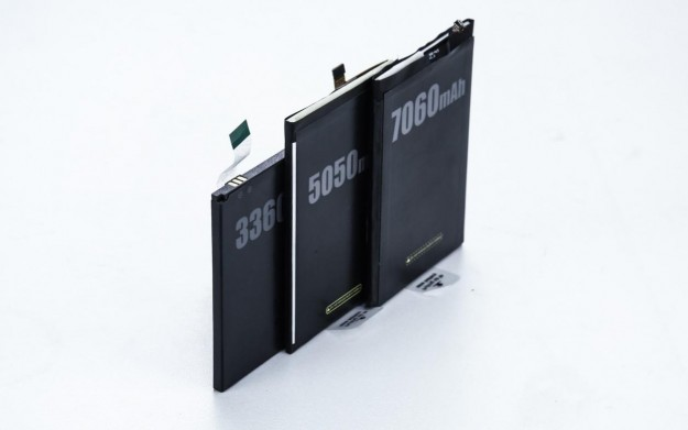 Смартфоны DOOGEE BL5000 и BL7000: большой аккумулятор в сочетании с отличным внешним видом