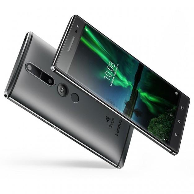 Покупатели проявляют особый интерес к версии Phab 2 Pro PB2-690N от Lenovo