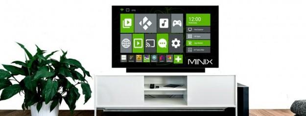 Добавляем Smart функции к старым телевизорам: смарт приставка Minix Neo U9-H