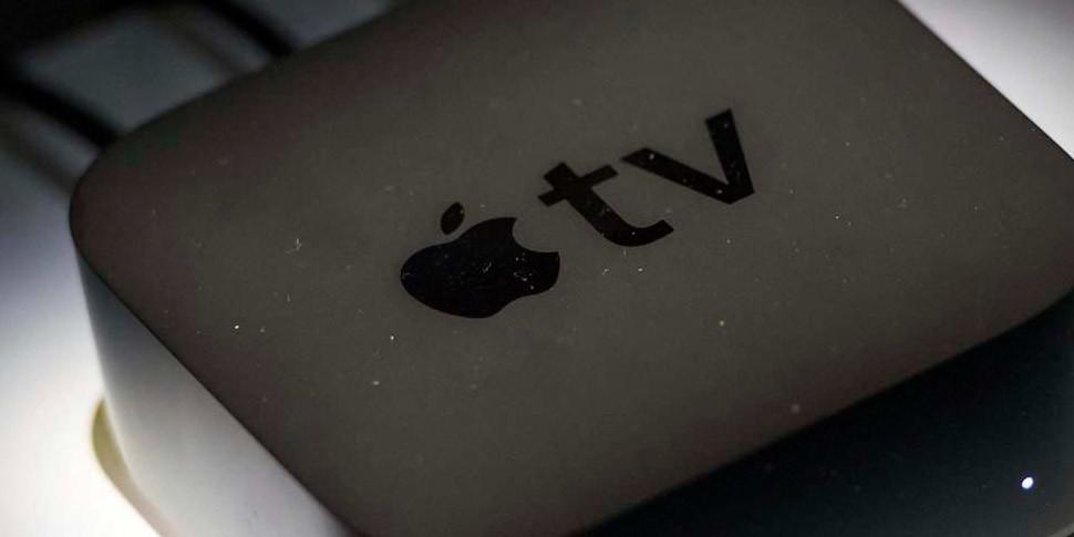 На «шпионских» фото засветился OLED-телевизор Apple