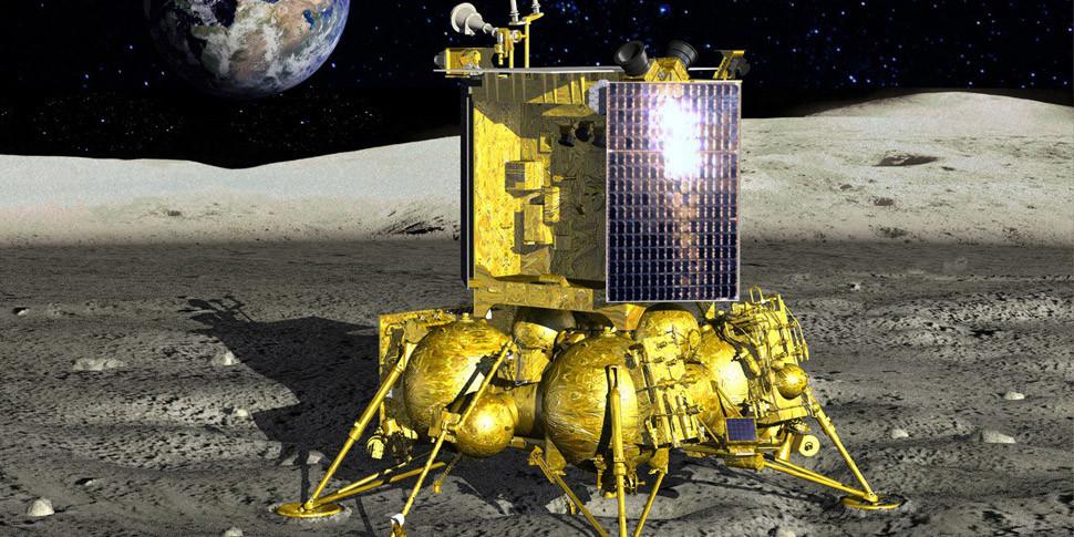 Россия запустит межпланетную станцию «Луна-25» в 2019 году