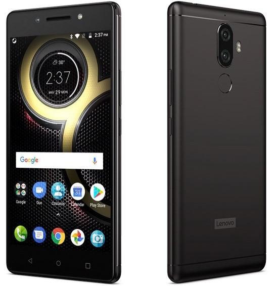 Смартфон Lenovo K8 Note представлен официально