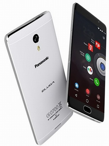 Panasonic выпустила недорогие смартфоны Eluga A3 и A3 Pro