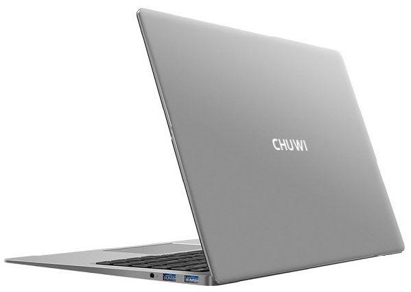 Chuwi работает над ультратонким ноутбуком LapBook Air