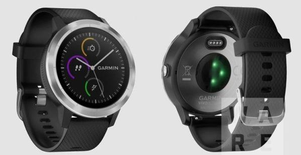 Garmin Vivoactive – фитнес-трекер в виде наручных часов