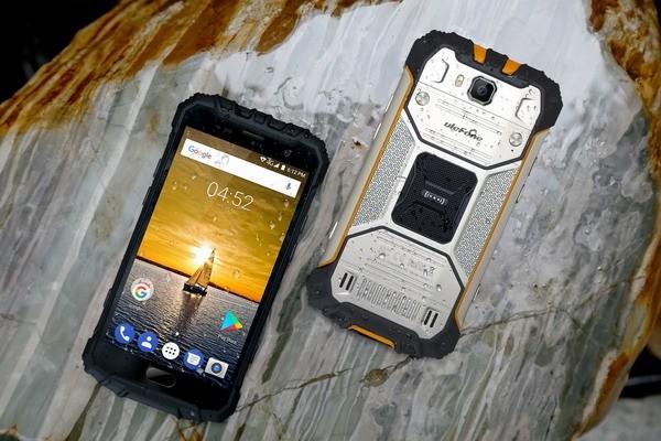 Неубиваемый смартфон Ulefone Armor 2 располагает 6 Гб ОЗУ
