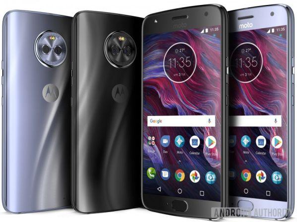 Опубликован пресс-рендер смартфона Moto X4