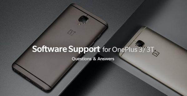 Флагманы OnePlus 3 и 3T не смогут обновиться до Android 9