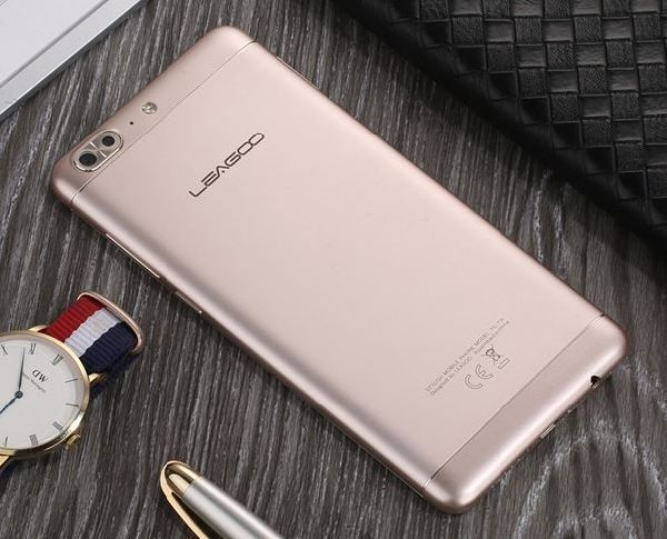 Не упусти шанс купить смартфон LEAGOO T5 с двойной камерой и скидкой $71!