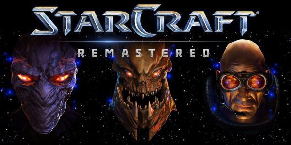 Игра StarCraft: Remastered поступила в продажу