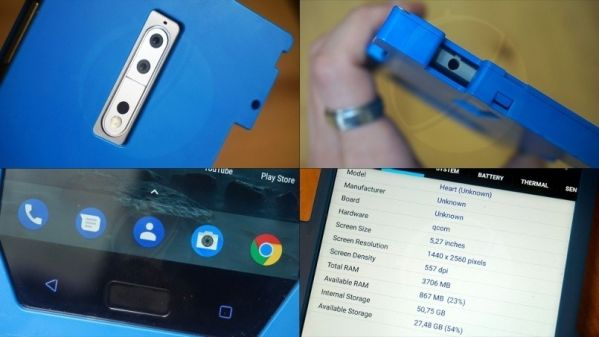Nokia работает над еще одним флагманским смартфоном