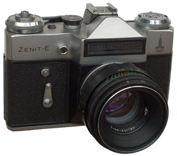 Фотоаппараты «Зенит» нового поколения окажутся дороже Айфонов