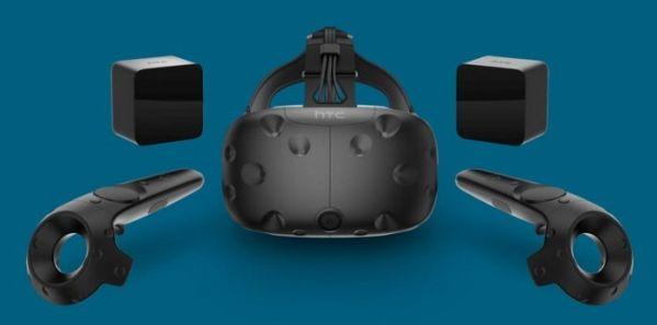 Шлем виртуальной реальности HTC Vive сильно подешевел