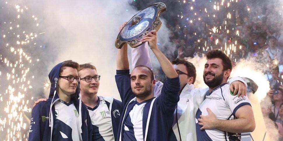 Европейцы из Team Liquid выиграли The International 2017 и почти $11 000 000
