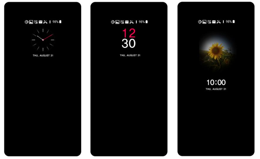 LG показала интерфейс флагмана V30