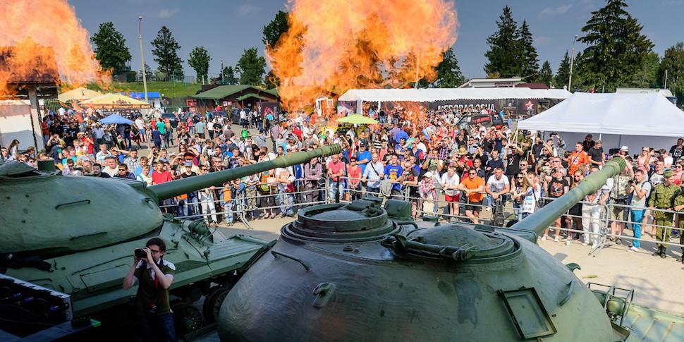 Wargaming рассказала подробности о Дне танкиста — 2017