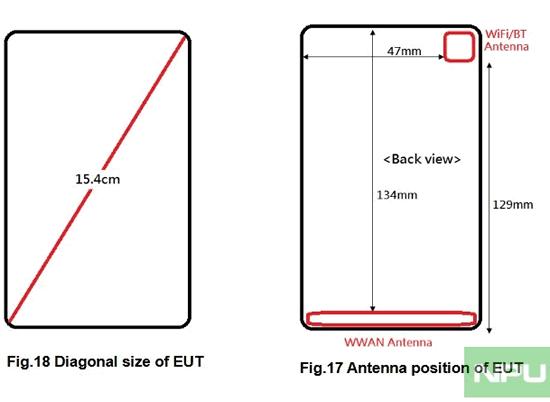 Еще три варианта Nokia 2 проходит тестирование в FCC