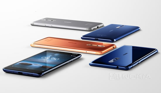 Особенности флагмана Nokia 8 на официальных видео
