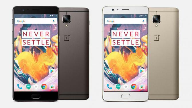 OnePlus 3 и OnePlus 3T не будут обновлены до Android P